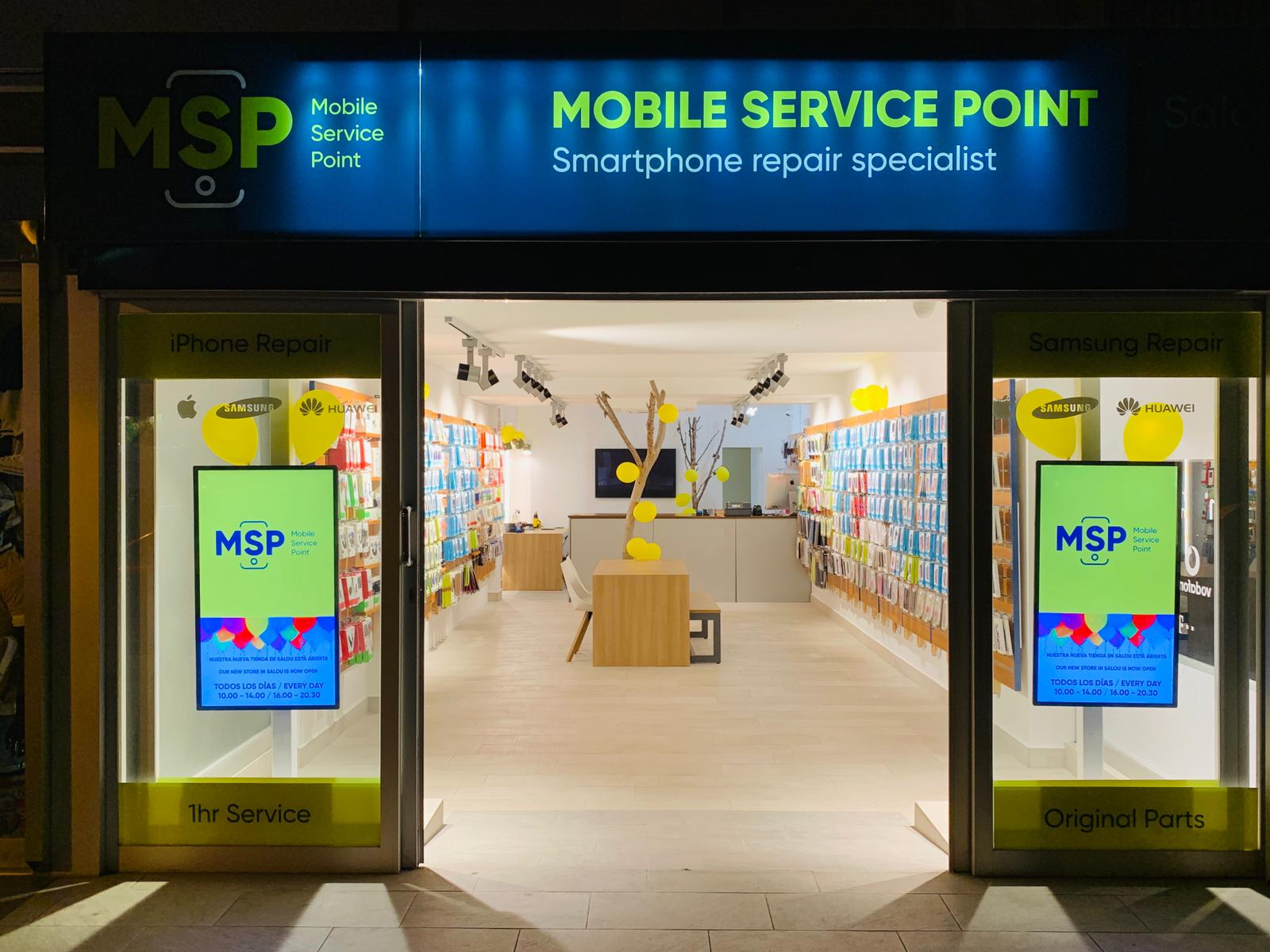 Contact | Mobile Service Point Salou - Smartphone Repair
